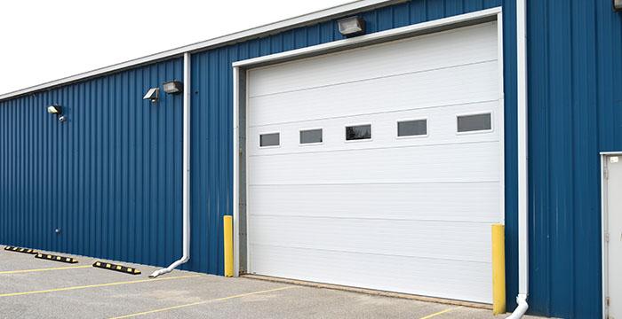 Commercial Sectional Door Philadelphia