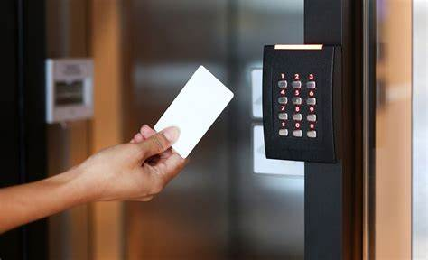 Commercial Security System Camden County