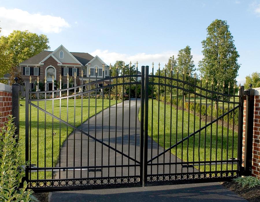 Swing Gate Glen Mills